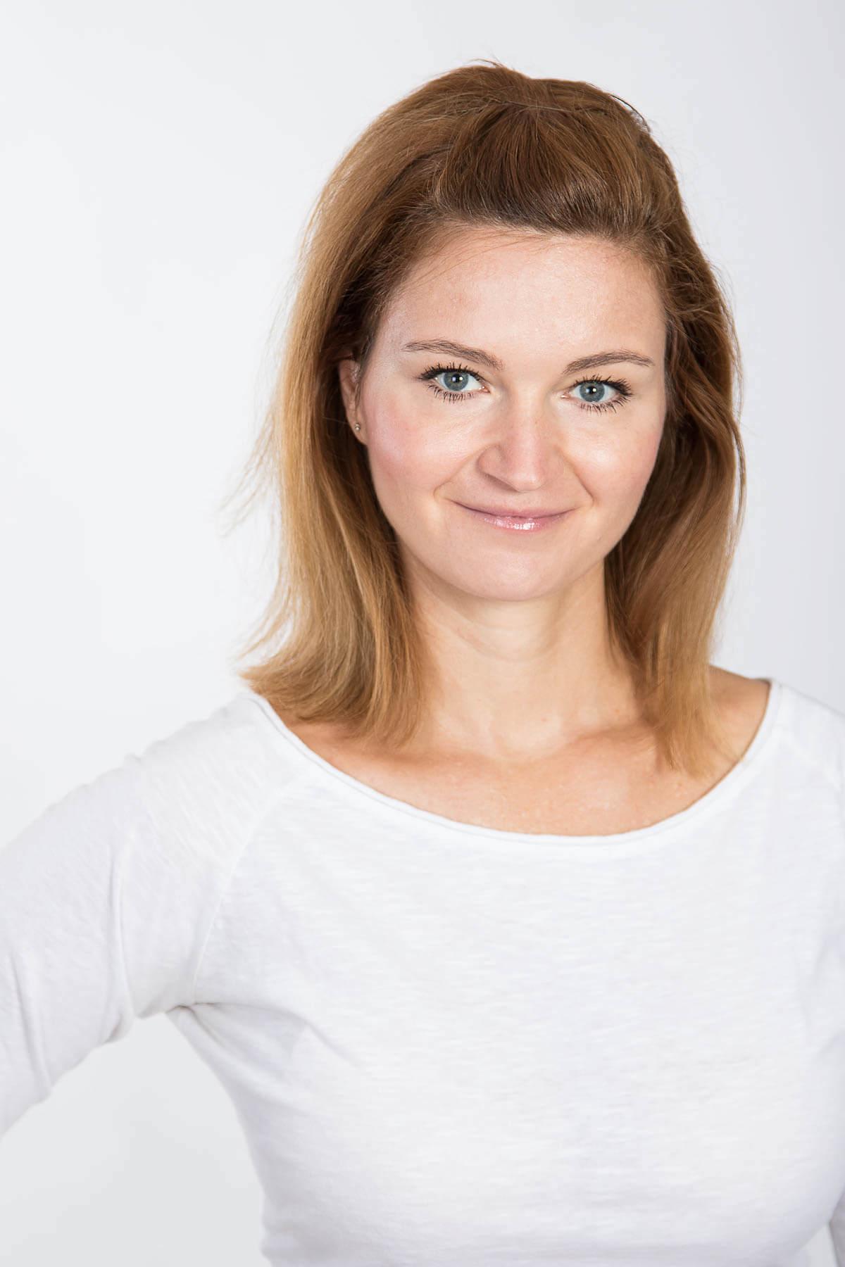 Dr. Daniela Zettel portrait